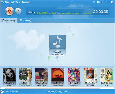 Aimersoft Music Recorder