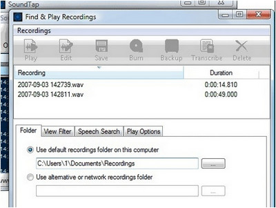 iSkysoft Audio Recorder
